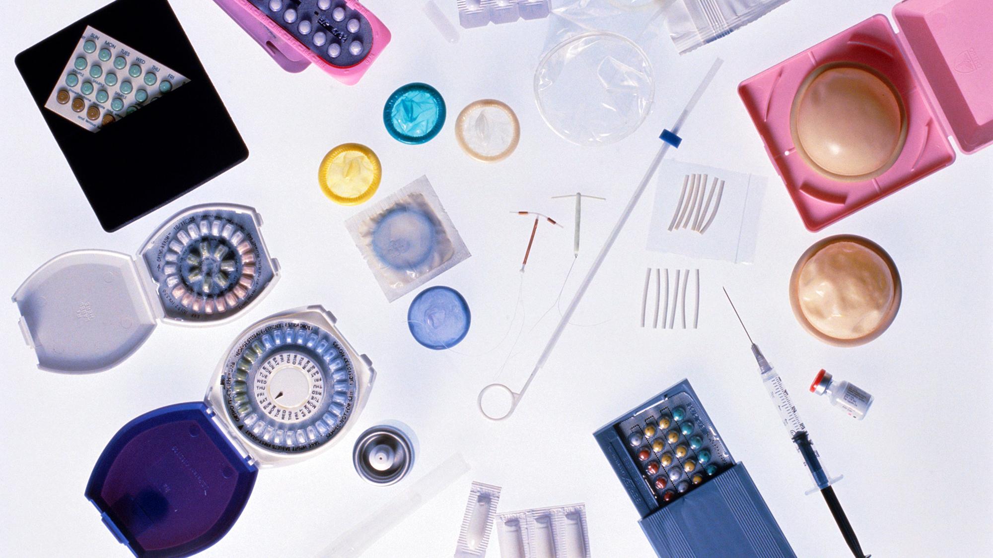 Современные методы контрацепции