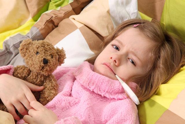 Часто болеет ребёнок