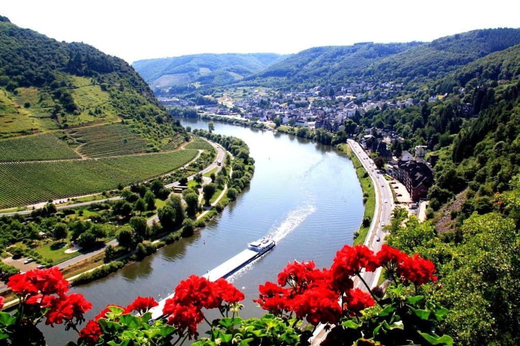 Долина реки Рейн (Германия)