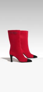 chanel обувь