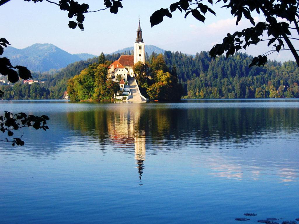 Озеро Блед (Словения)