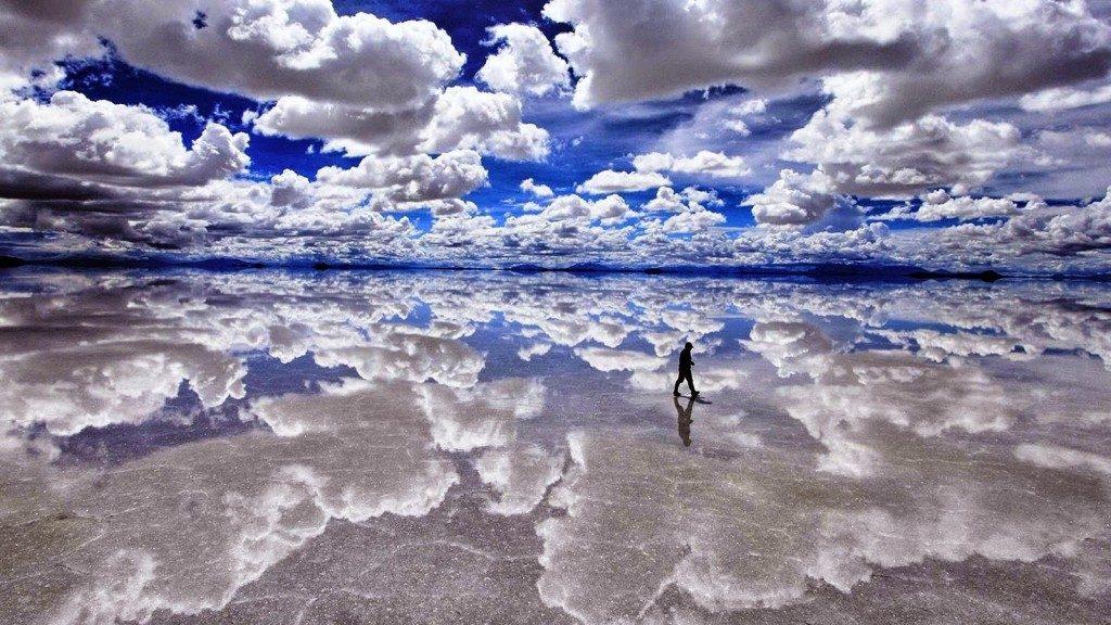 Солончак Уюни (Боливия)