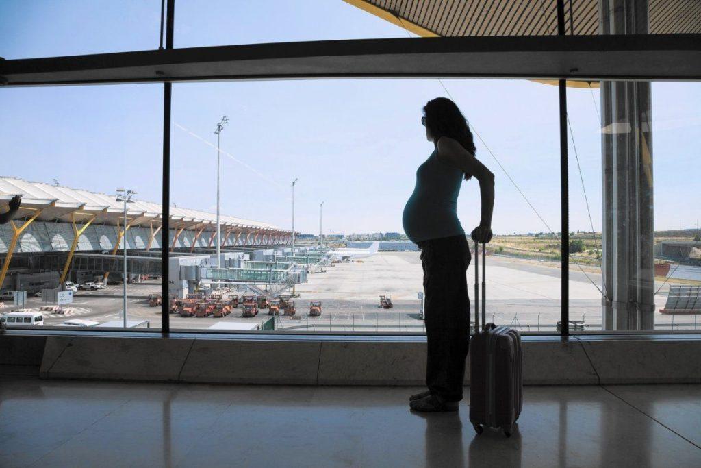 Всё о путешествии беременной