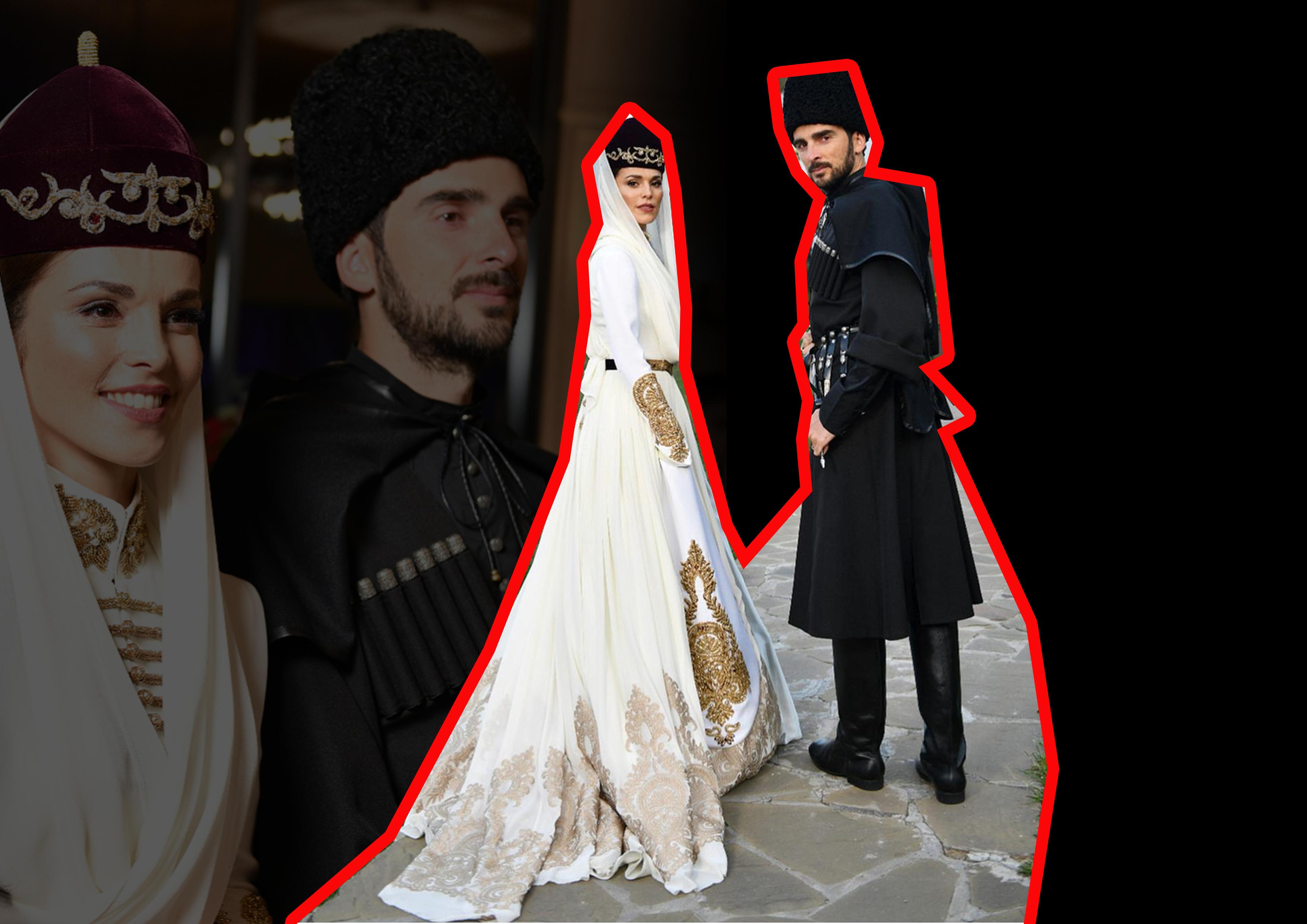 Сати Казанова вышла замуж