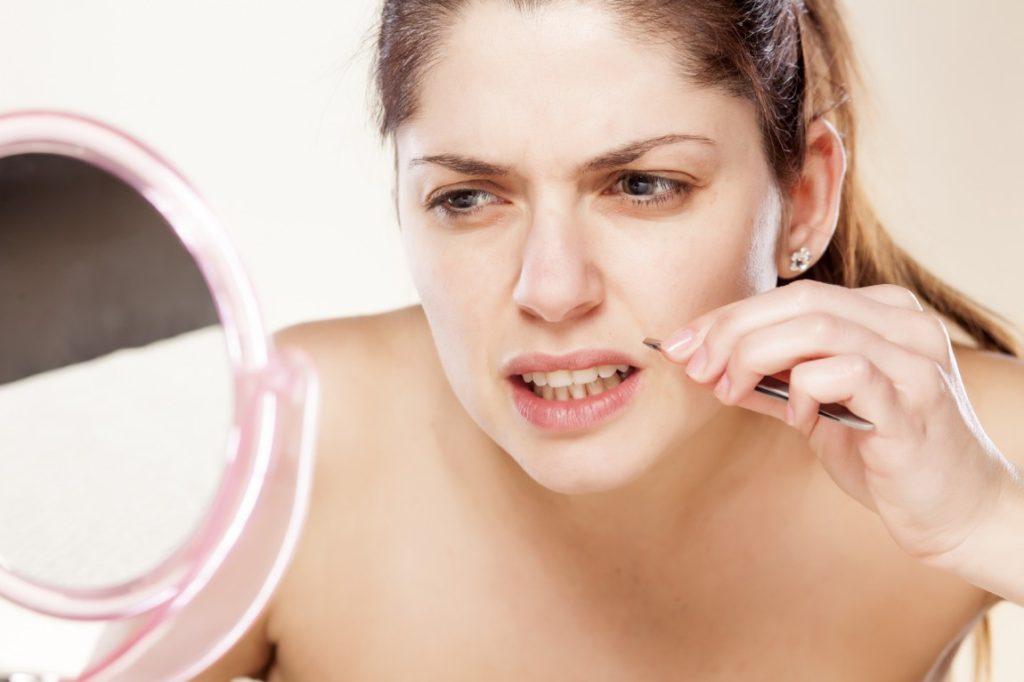 Другие способы избавиться от волос над губой
