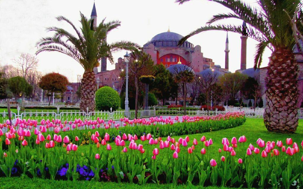 Отдохнуть весной с детьми в Турция