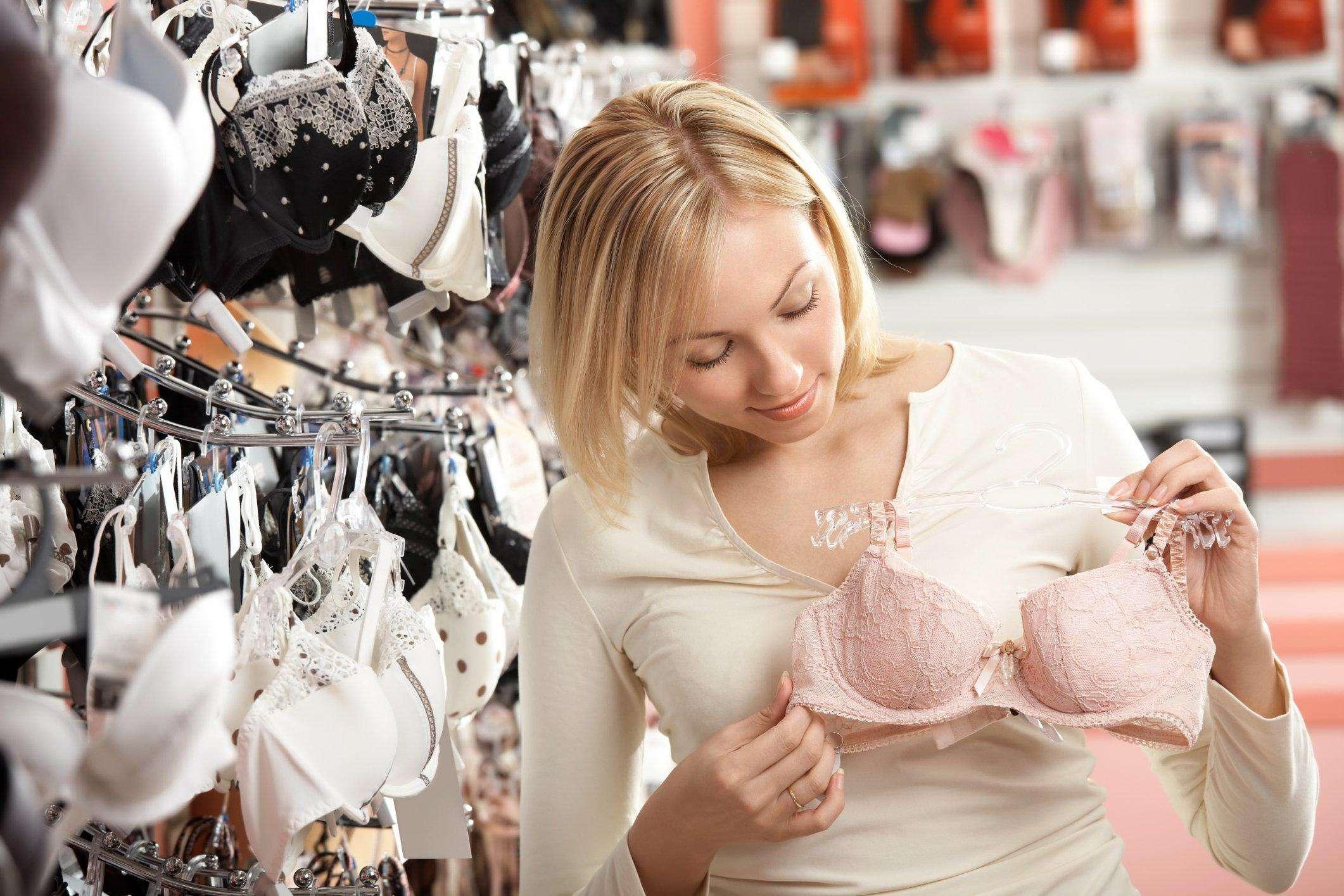 Как правильно носить нижнее бельё