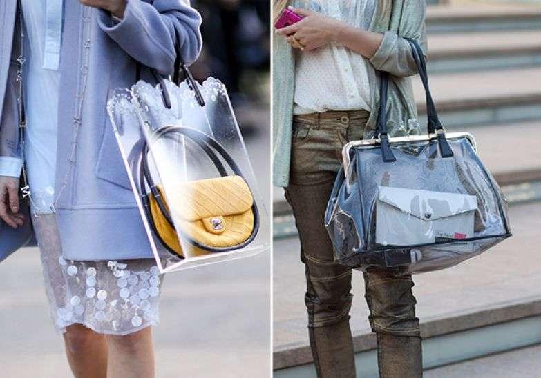 модные тенденции сумок 2018