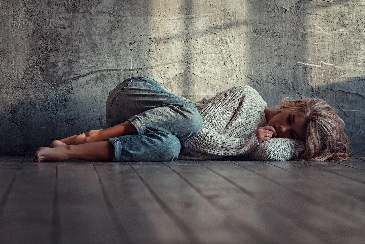 Причины женской депрессии