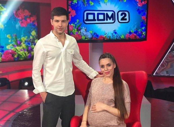 Ольга Рапунцель родила дочь