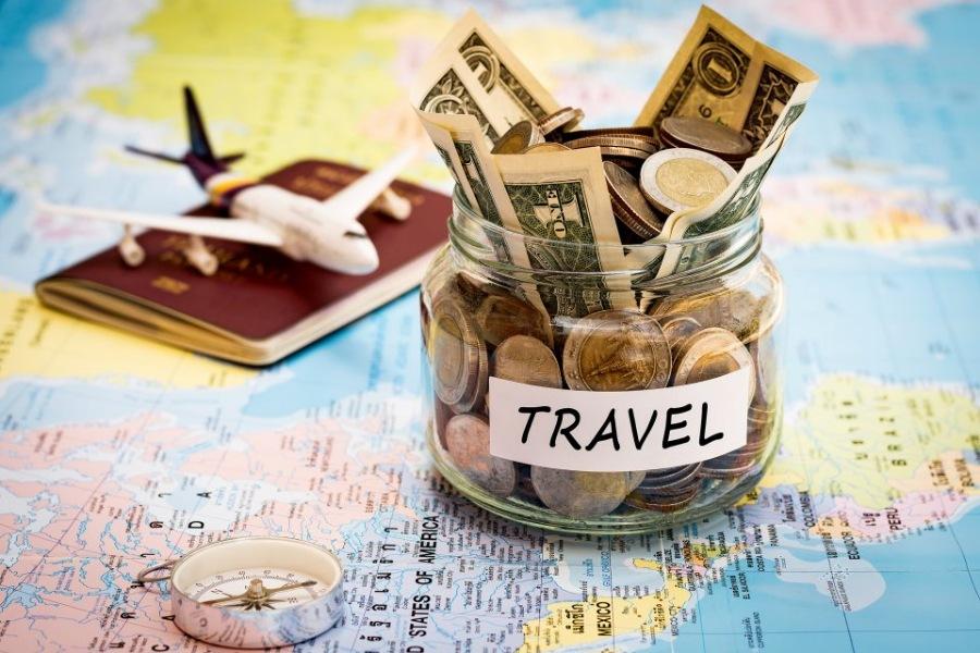 собрать деньги на отпуск