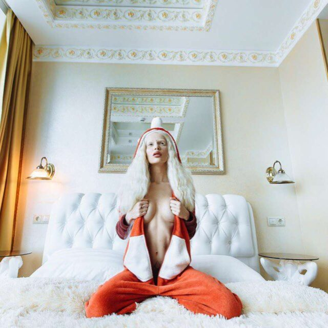 Алиса Лисс модель