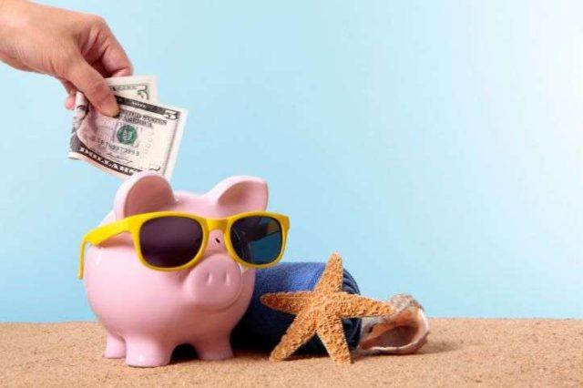 Как собрать деньги на отпуск