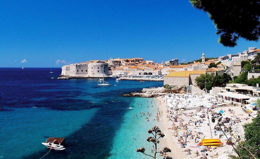 пляжный отдых в мае на Кипре
