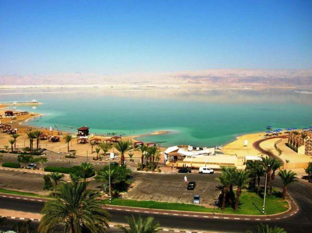 отдых в мае недорого в Израиле