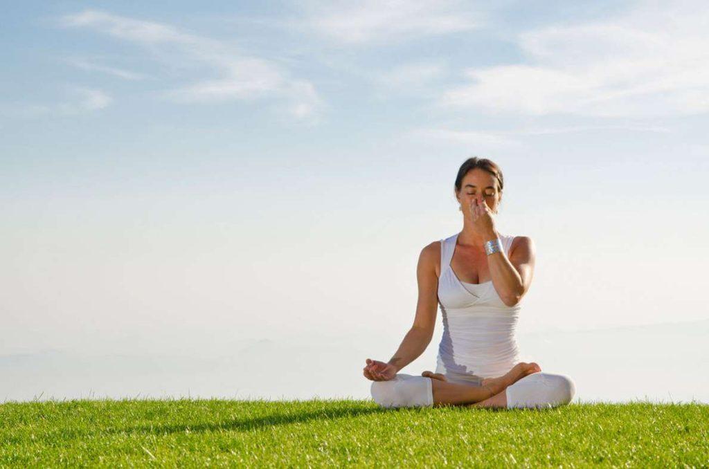 Дыхание для снятия стресса