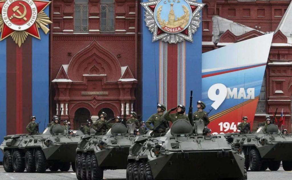 План мероприятий на 9 мая в Москве