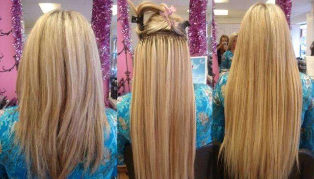 Противопоказания наращивания волос