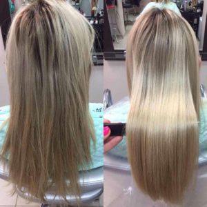 как делается ботокс для волос