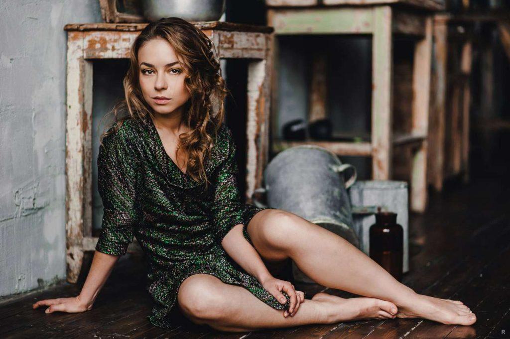 Алиса Рыбкина биография