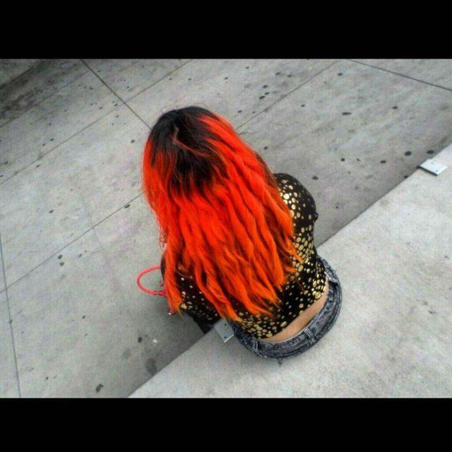Жжёный апельсин