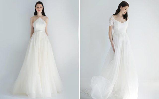 Свадебное платье 2018