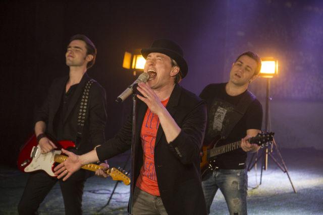 рок группа сергея безрукова