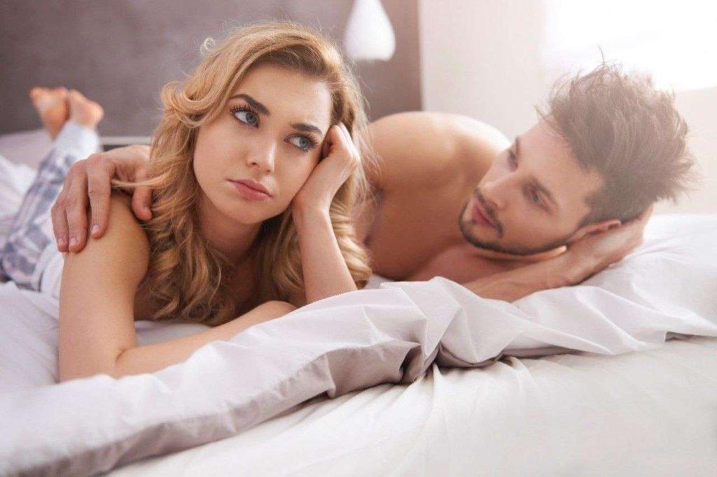 Боль во время секса