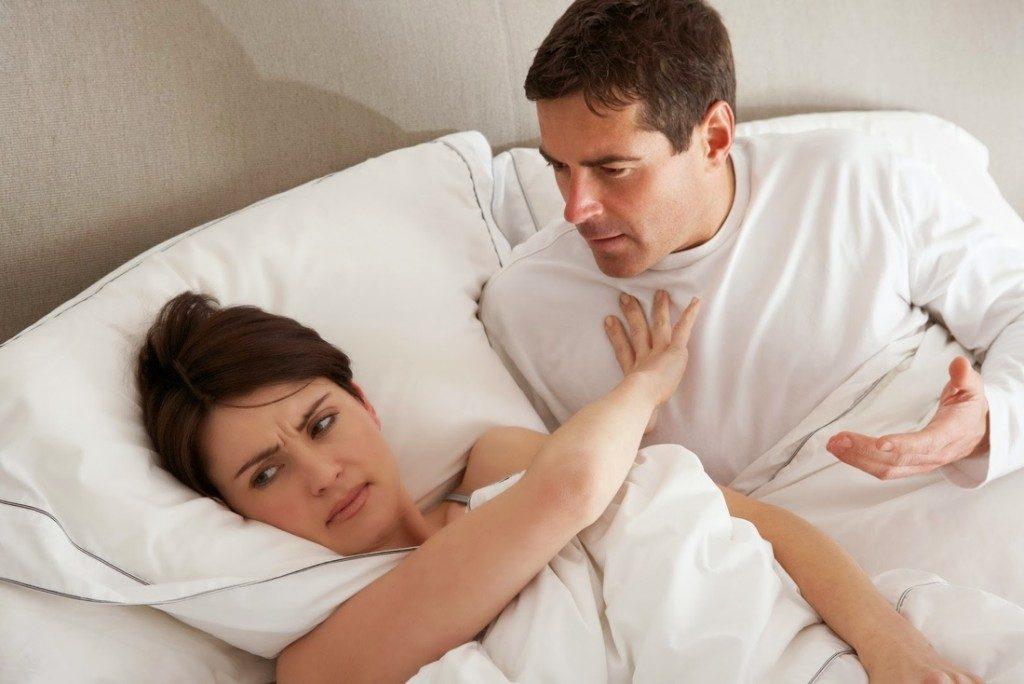 почему боль во время секса