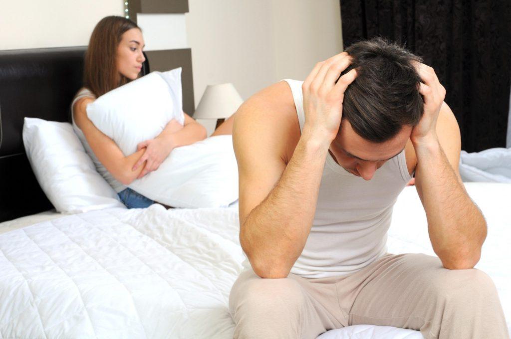 боли низ живота во время секса