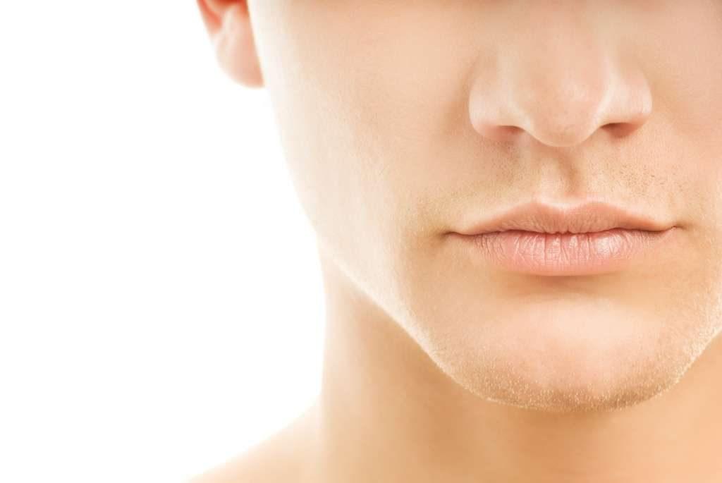 Гармоничные губы