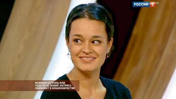 Актриса Стелла Барановская