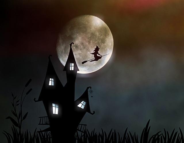 Гадания на Хэллоуин для определения будущего