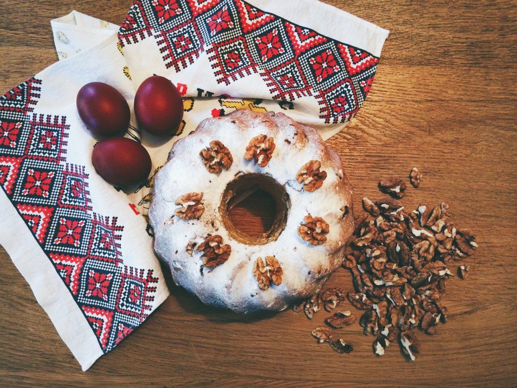 рецепты куличей на Пасху