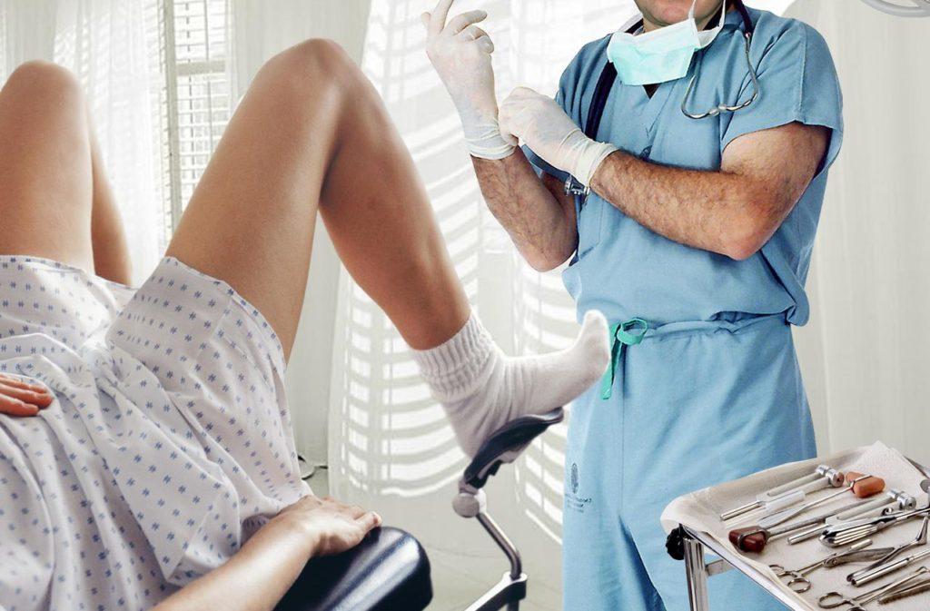 Почему боятся гинеколога