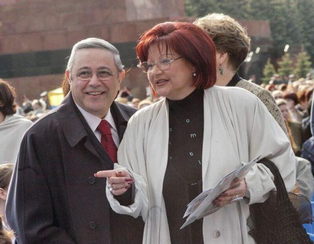 Татьяна Брухунова и Петросян