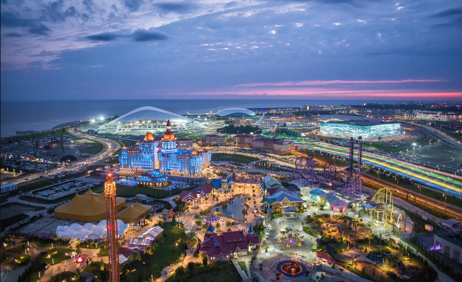 Лучшие курорты Чёрного моря