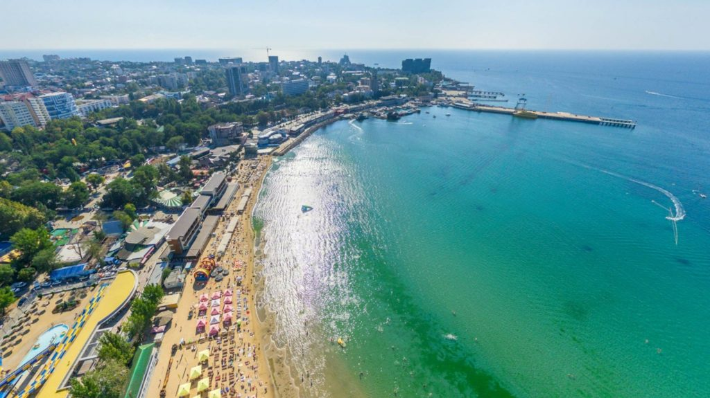 отдыхать на Чёрном море