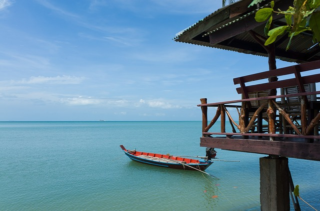 бунгало в Таиланде