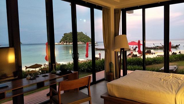 В городе курорте Хуа Хин