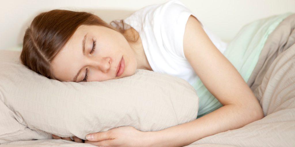 Позы спящих