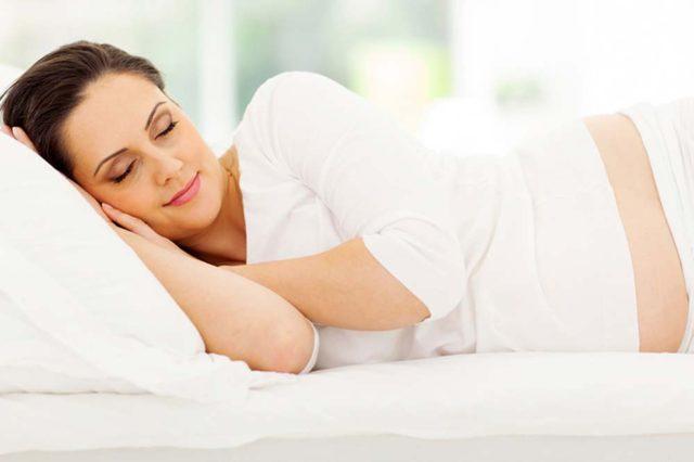 Последствия неправильной позы во сне