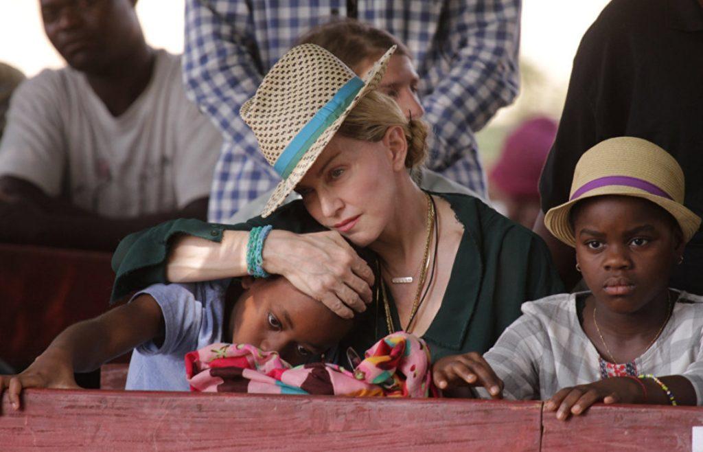 Мадонна и её дети