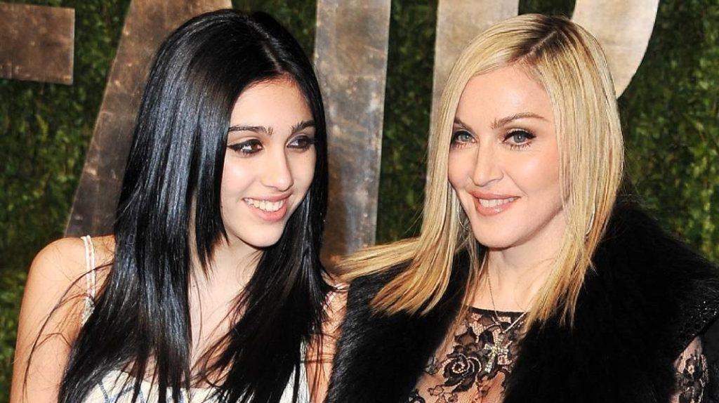 Родные дети Мадонны