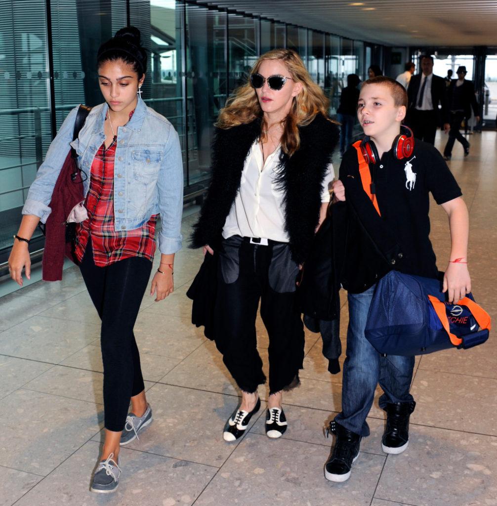 дети Мадонны