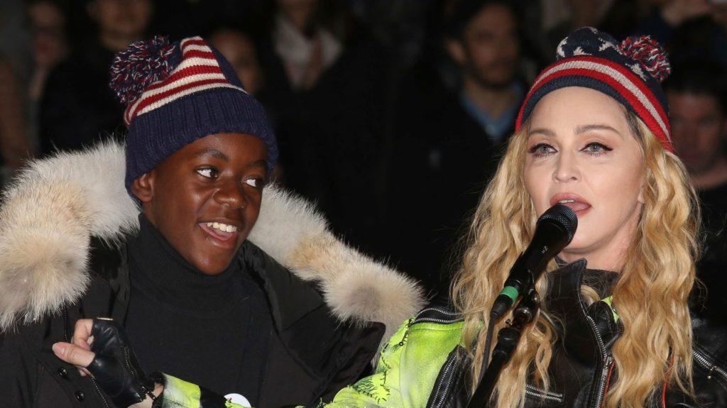 Приёмные дети Мадонны